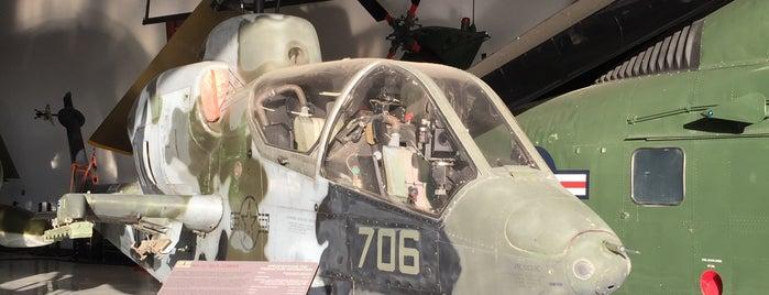 Cavanaugh Flight Museum is one of Addison.