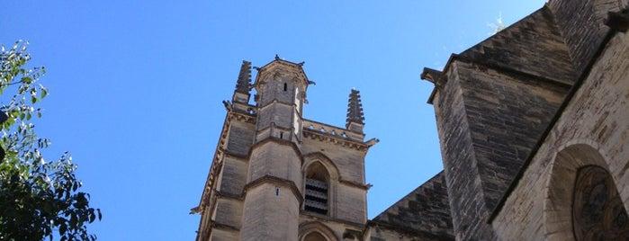 Cathédrale Saint-Pierre de Montpellier is one of visita a Montpellier.