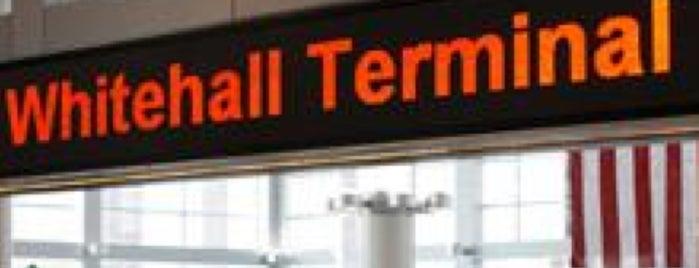 Staten Island Ferry - Whitehall Terminal is one of NYU Graduate Bucket List.