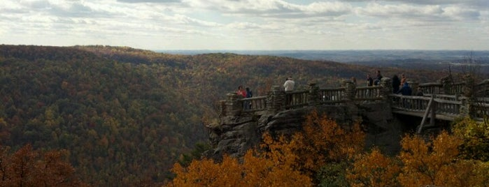 Coopers Rock State Forest is one of Wild and Wonderful West Virginia.
