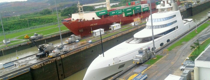Panama Canal is one of Bucket List ☺.