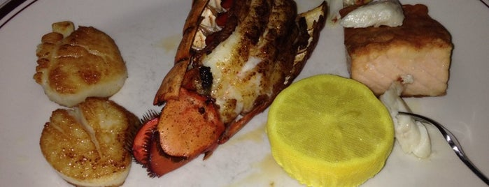 Chops Lobster Bar is one of CIA Alumni Restaurant Tour.
