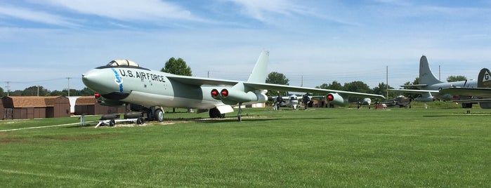 Grissom Air Reserve Base is one of AFBs.