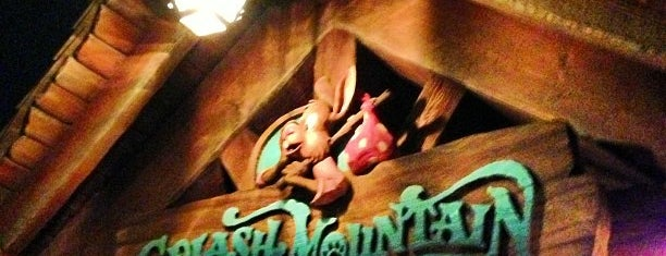 Splash Mountain is one of Disney.