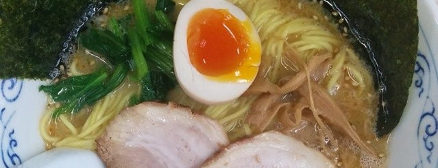 Soup is one of らめーん(Ramen).