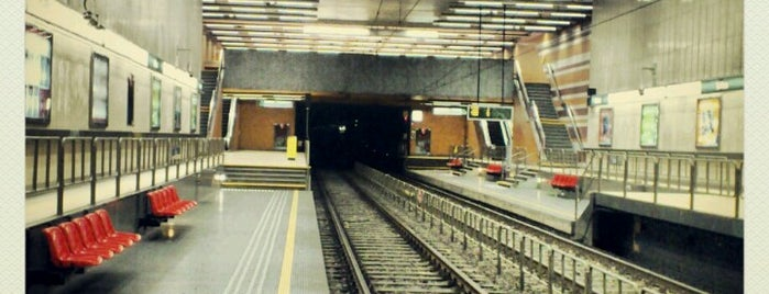 Boileau (MIVB / STIB) is one of Belgium / Brussels / Tram / Line 25.