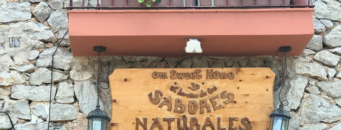 Sabores Naturales is one of Ibiza!!!.