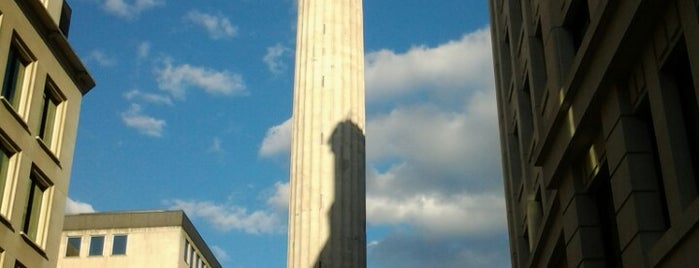 The Monument is one of Places to Visit in London.