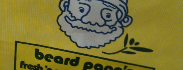 Beard Papa's is one of Baker Dozen Badge in Jakarta.