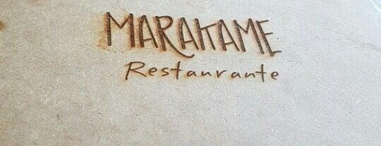 marakame is one of Desayuno.