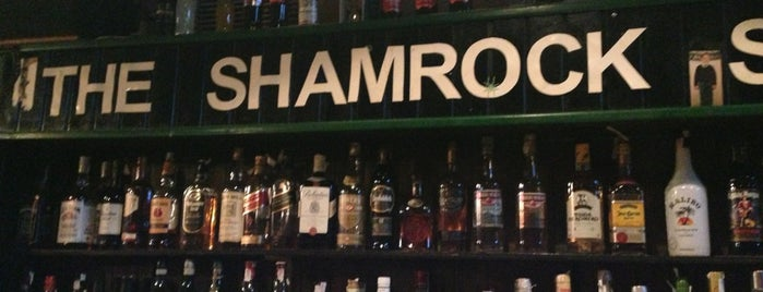 The Shamrock is one of Spain.