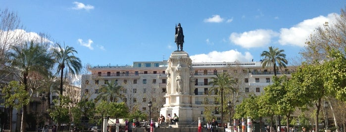 Plaza Nueva is one of Hip to Be Square!.