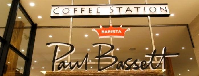 Paul Bassett is one of 동네.
