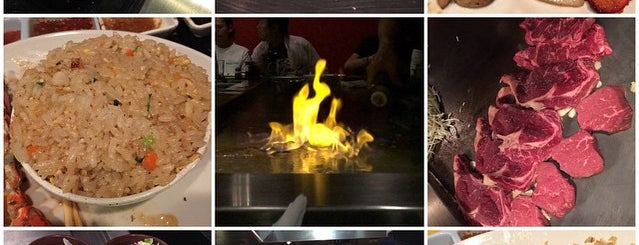 Musashi Japanese Steakhouse is one of Food Paradise.