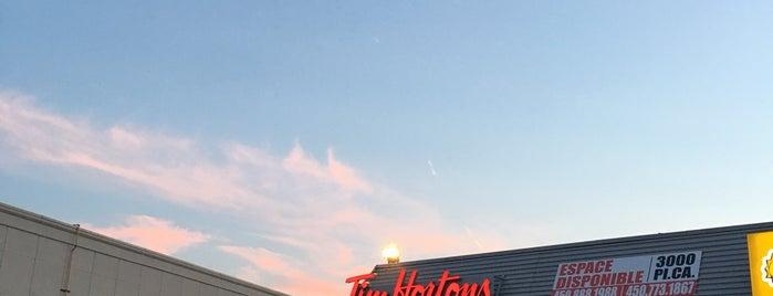 Tim Hortons is one of Restaurants.