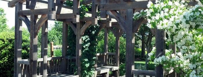 The North Carolina Arboretum is one of Asheville.