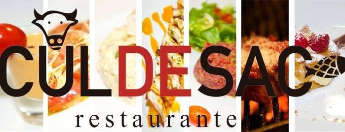 Cul de Sac is one of Restaurantes.
