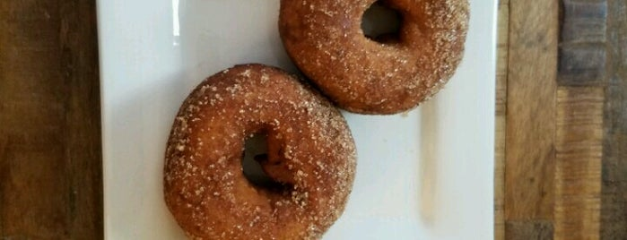 Carpe Donut is one of NY to do - food.
