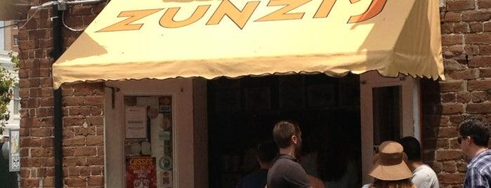 Zunzi's is one of Savannah, GA.