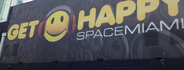 Club Space is one of Best clubs in Miami.