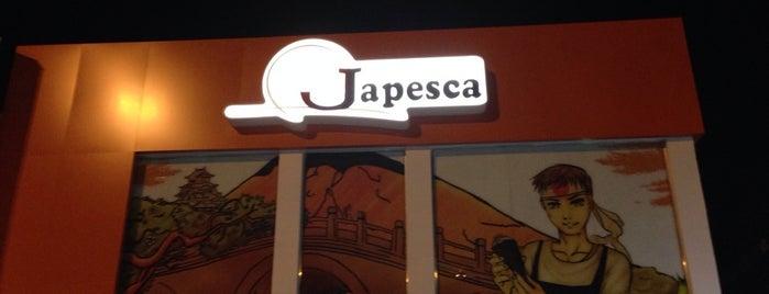 Temakeria Japesca is one of Sushi in Porto Alegre.