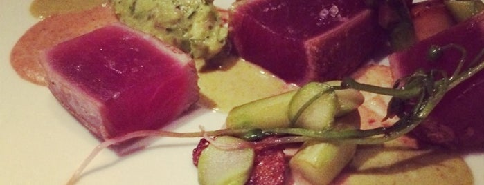 Dovetail is one of NYC Summer Restaurant Week 2014 - Uptown.