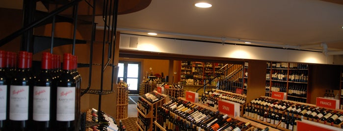 Sunfish Cellars Wine & Spirits is one of The 13 Best Liquor Stores in Saint Paul.