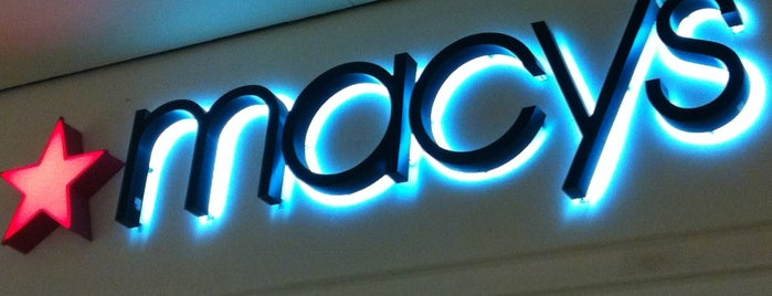 Macy's is one of Recycle Hotspots.
