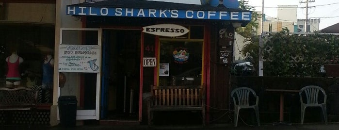 Hilo Shark's Coffee is one of Big Island.