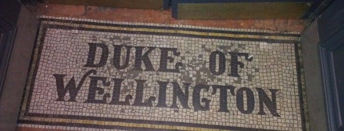 The Duke of Wellington is one of London Sunday Roast.