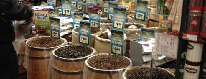 Fairway Market is one of The 15 Best Supermarkets in New York City.