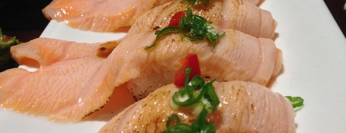 Sushi Imari is one of Orange County!.