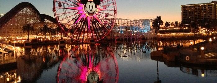 Disney California Adventure Park is one of Orange County!.