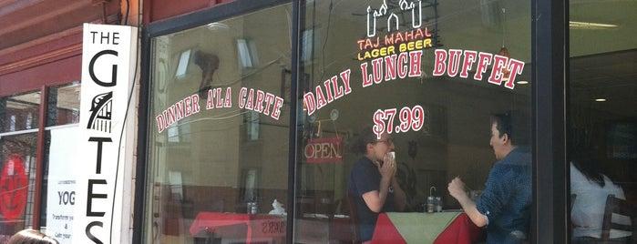 Sangam Indian Restaurant is one of Alyssa's Ithaca visit.