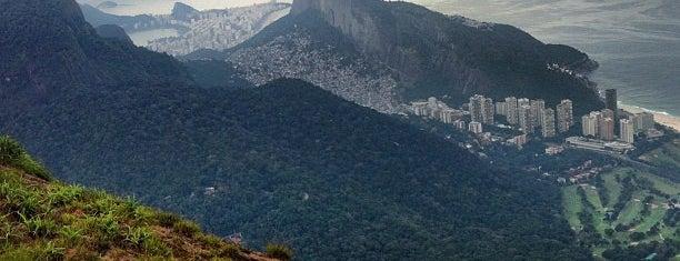 Pedra Bonita is one of Rio 40¤.