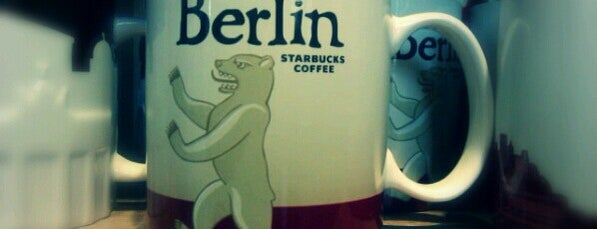 Starbucks is one of All-time favorites in Germany.