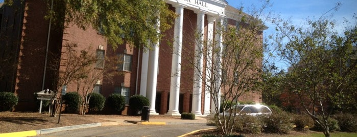 University of Montevallo is one of Mel's Faves :).