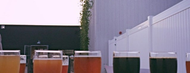 Arclight Brewing Company is one of Chicagoland Breweries.