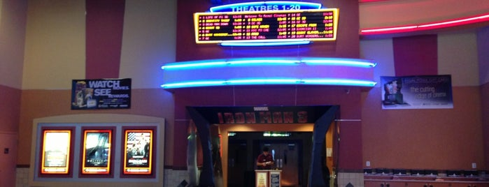 Regal Cinemas Countryside 20 is one of Fun and Entertainment.