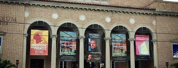 Palladium Theater is one of FUN.