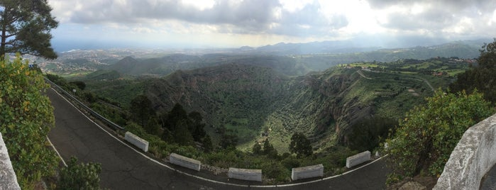 Pico De Bandama is one of Gran Canaria.
