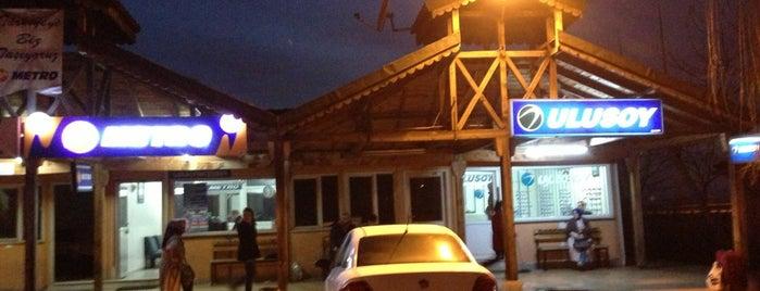 Vakfıkebir Şehirler Arası Otobüs Terminali is one of n..