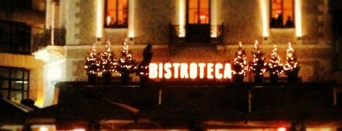 Bistroteca is one of νεα μπαρακια.
