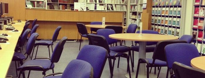 Библиотека ВШМ / GSOM library is one of Места с онлайн трансляцией.