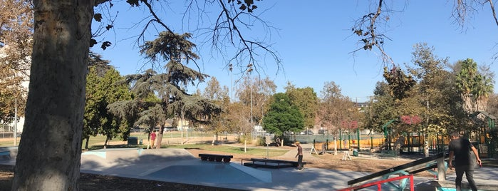 Harzard Park is one of Cool things to see and do in Los Angeles.