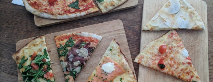 Pizza al Taglio is one of Hamburg Essen.