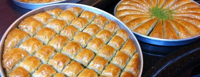 Ayıntap Baklavaları is one of Gaziantep.
