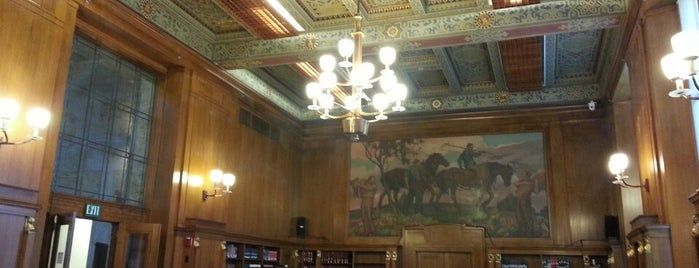 Indiana State Library & Historical Bureau is one of 300 Days of Indy.
