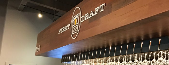 First Draft Book Bar is one of The 11 Best Bookstores in Phoenix.