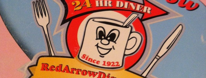 Red Arrow Diner is one of Restaurants.